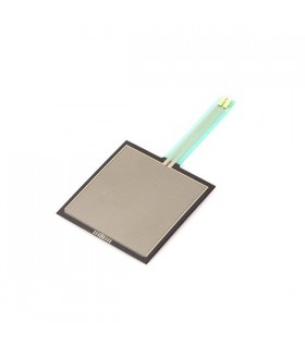 Force Sensing Resistor Square 3.5 polegadas - FSR889