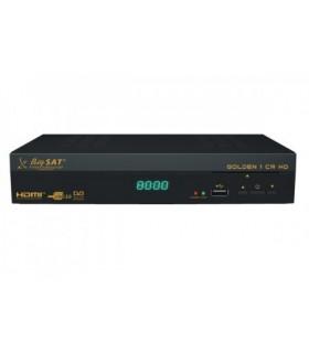 Receptor Digital Satelite BigSat Golden 1 Cr HD - RP0297