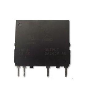 AQG22112J - SSR, 264VAC/2A, 12VDC INPUT - AQG22112J