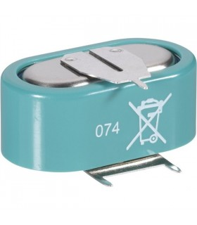 Bateria NI-MH , 2.4V, 140mAh - 1692GP140