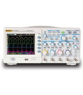 DS1204B - Osciloscópio Digital, 200MHz - DS1204B