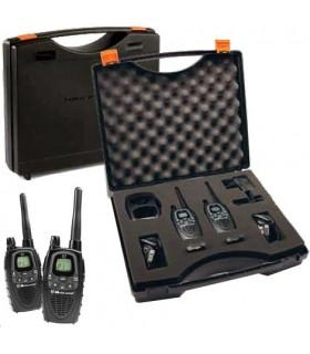 G7E-XT - Par De Emissores Midland G7E-XT com mala - G7E-XT