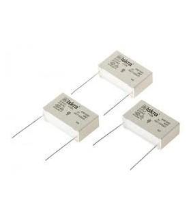 Condensador Poliester 220nF 275Vac X2 - 316220F