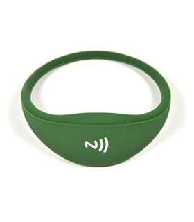 NFC Wristbands Dark Green - MXNFCWBDG