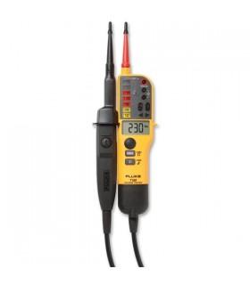 Fluke T150 - Tester Voltage with RCD Trip Test, Ohm - FLUKET150