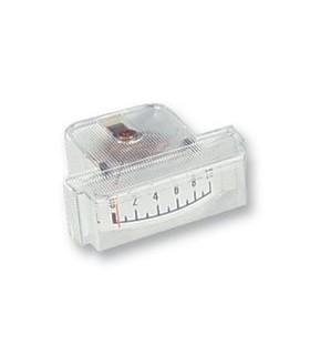 Microamperimetro De 0-100UA 39x18mm - 143509