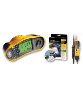 Fluke 1653B  FVF Kit - Multifunction Installation Tester Kit - FLUKE1653BFVFKIT