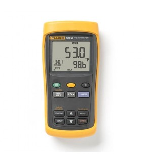 Fluke 54 II B - Digital Thermometer with Data Logging - FLUKE54IIB