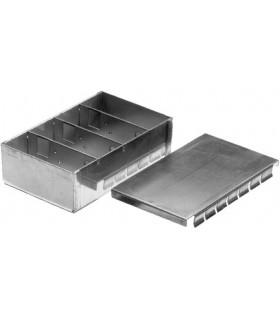 Teko 392 - Caixa metálica 83X68X28 - 392
