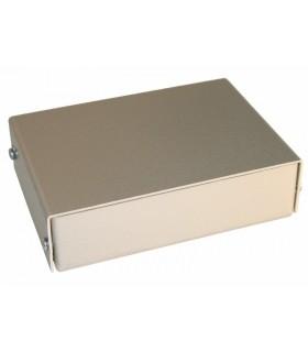 Teko 3/A - Caixa Aluminio 103x72x28 - 3A