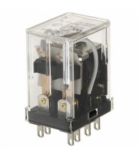 HC2-H-AC48V - Relé DPDT 48Vdc - HC2-H-AC48V