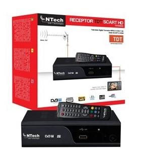 Receptor para Televisão Digital Terrestre HD - TDT2300HD