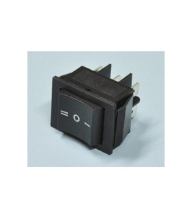 Interruptor Basculante Duplo 3 Posiçoes 2 Teimosos - 914BD2T