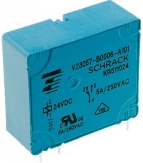 V23057B6A101 - Rele 24Vdc 5Amp 1Inv - V23057B6A101