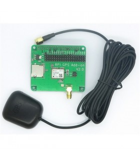 RPI Customized GPS Add-on V2.0 Module For Raspberry Pi - MX150627005