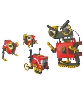 C9882 - Robot Motorizado 4 em 1