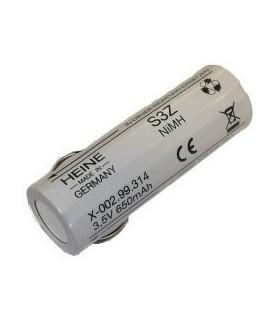 Bateria 3.5V p/ Heine S3Z X-02.99.314 - X0299314