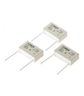 Condensador de Filtragem 1.8nF 250V X2 - 3161.8F