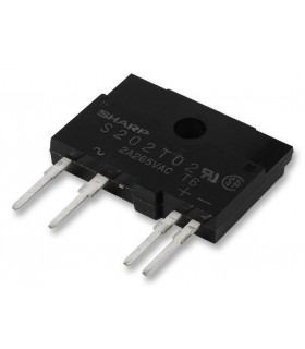 S202T02F - RELAY, SOLID STATE - S202T02