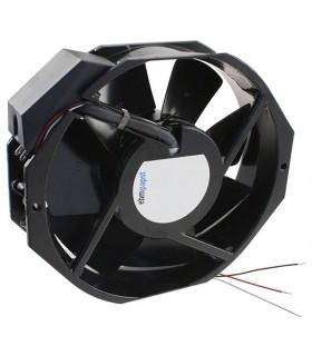 Ventilador Axial Compacto de Rolamentos, W2-E142-BB01 - W2E142BB01