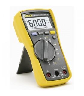 FLUKE115 - Multímetro digital TRMS Medidas de Vac/dc, Aac/q - FLUKE115