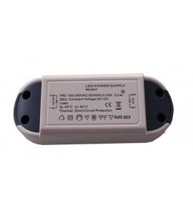 Fonte de Alimentaçao para LED 12V 12W - LL635