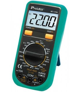 MT-1705  3 1/2 Compact Digital Multimeter - MT1705