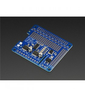 ADA2348 - DC & Stepper Motor HAT for Raspberry Pi - ADA2348