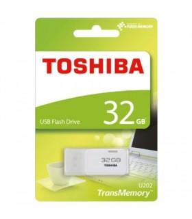 Pen Drive Usb 32GB, Flash Memory 32GB USB2 Toshiba U202 - PEN32GBTM