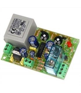 I134 - Temporizador Retardador 2 a 45Min 230Vac - I134