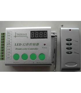 Controlador Fita de Led Rgb Endereçavel - LL520E