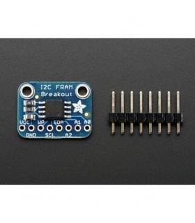 ADA1895 - Adafruit I2C Non-Volatile FRAM Breakout - 256Kbit - ADA1895
