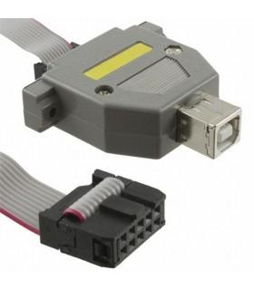 AVR-JTAG-USB-A - Programador AVR, USB, JTAG - AVRJTAGUSBA