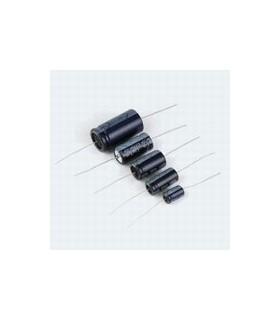 Condensador Electrolitico 220uF 63V Horizontal - 3522063H