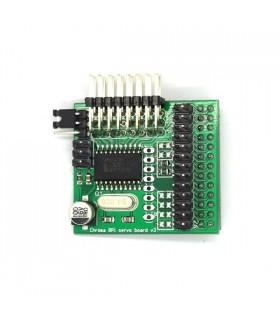 IM140414001 - Chroma Servo Board V3 Para Raspberry Pi - MX140414001