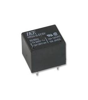 HRS4-S-DC5V - Rele Spdt 5Vdc 10A - HRS4SDC5V