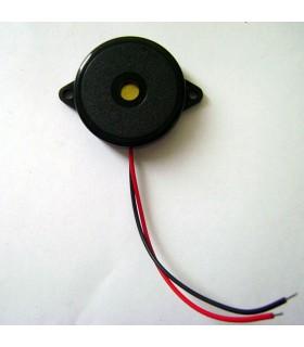 Piezo 1...30Vac c/ fios 120Hz