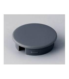 Botão para Potenciometro Cinzento - Ø20x15,5mm, Ø eixo:6mm - TBPA4120008