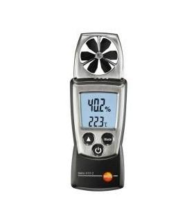 Testo 410-2 - Anemómetro de molinete de bolso - TESTO410-2