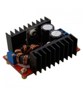 Step-Up Power Supply 150W DC 10 ~ 32V, DC 12 ~ 35V, 10A - MXJTRON