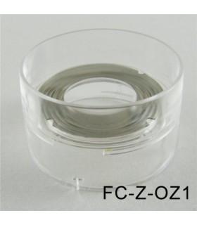 FC-Z-OZ1  Open cap with polarizer for AD polarizer - FC-Z-OZ1