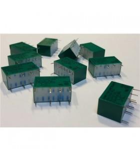 Kit de 10 Reles 12V 2 Inversores ZFHA0021 - KIT1