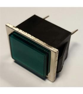 Sinalizador Rectangular Verde - SNRG