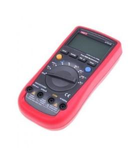 Multimetro Digital Escala Digital C/True Rms e Lig. PC - UT61E