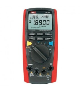 Multimetro Digital com Escala Automatica e Interface USB - UT71A