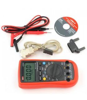 UT61D - Multimetro Digital com Grafico Analogico True Rms - UT61D