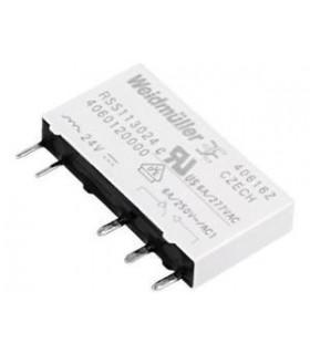 Rele  24Vdc 6 Amp 1 Inversor - RSS113024