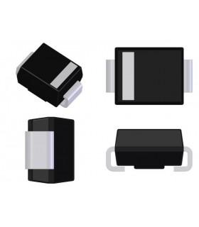 Diode, Transil SMBJ Series, Unidirectional, 130 V, 209V
