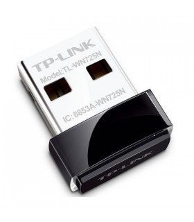 WN725N - Nano USB Wireless 150Mbps TP-Link - WN725N