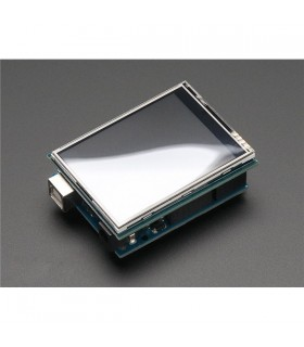 "ADA1651 - 2.8"" TFT Touch Shield for Arduino - ADA1651"
